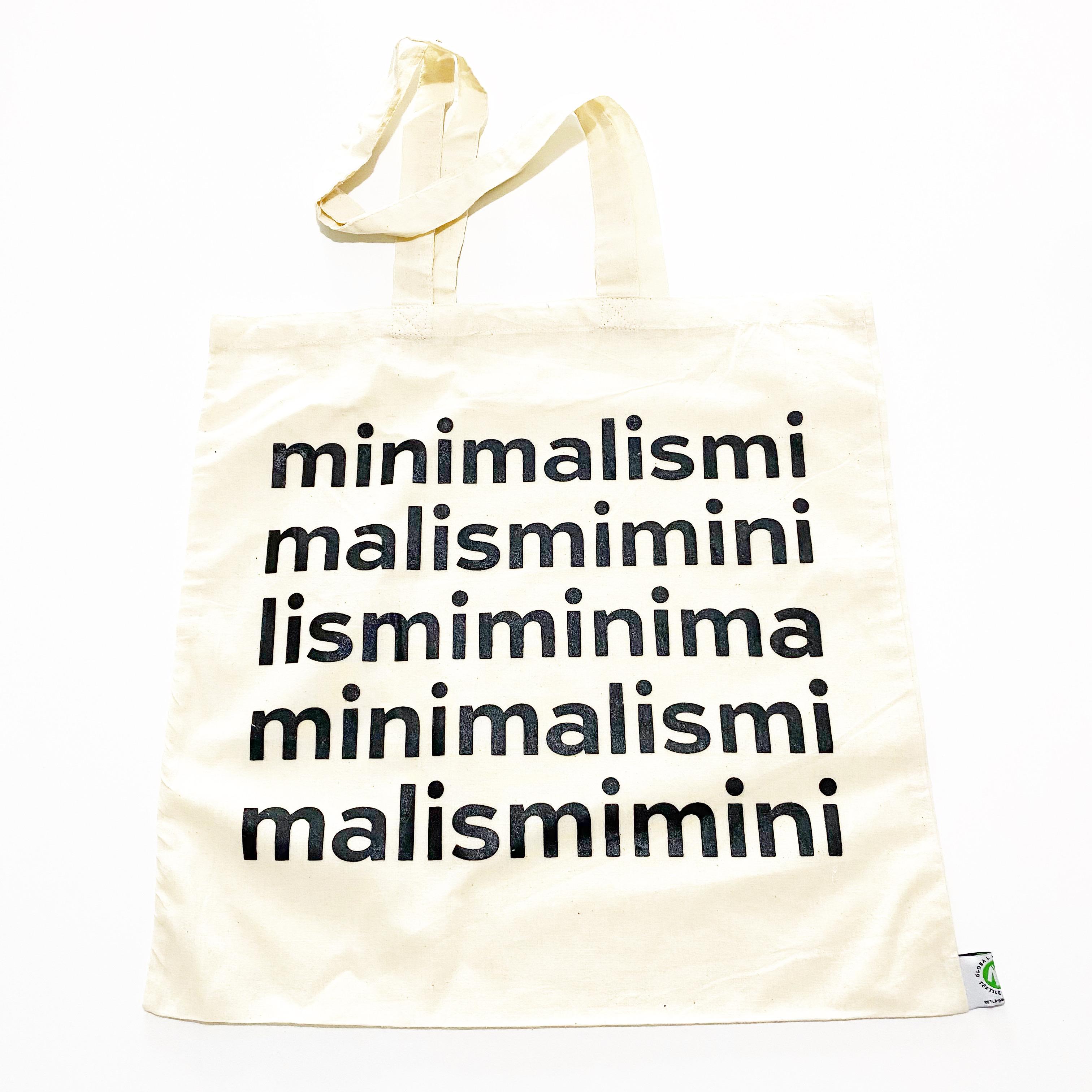 minimalismikassi
